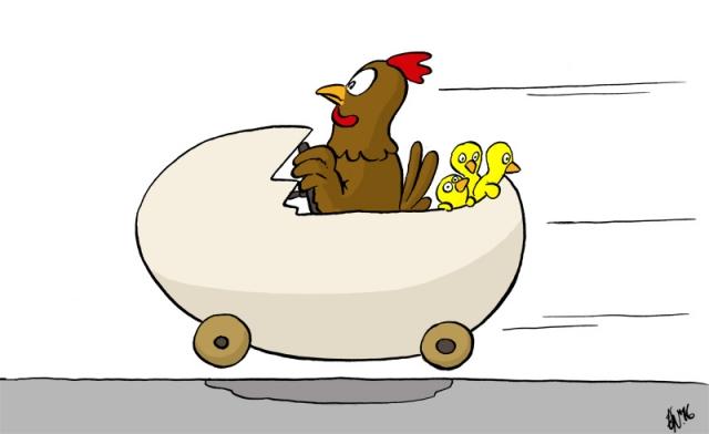 ChickMobile