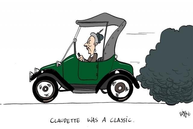 Classic Claudette