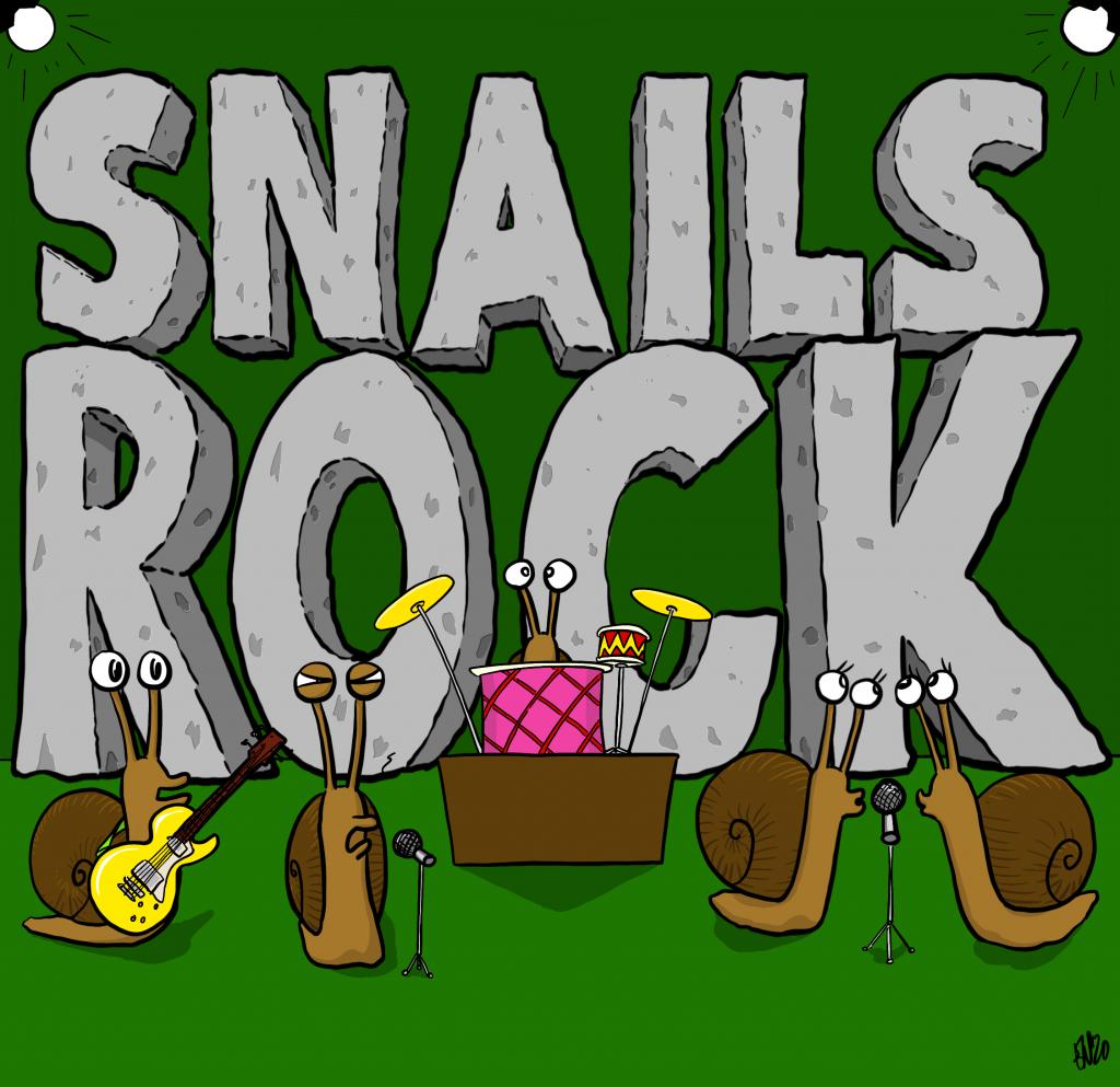 Snails Rock!